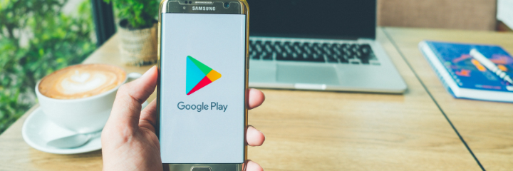 Google play use credit card